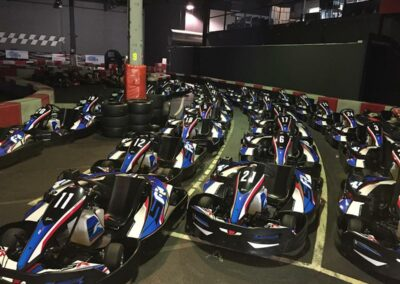 karting happiness experience